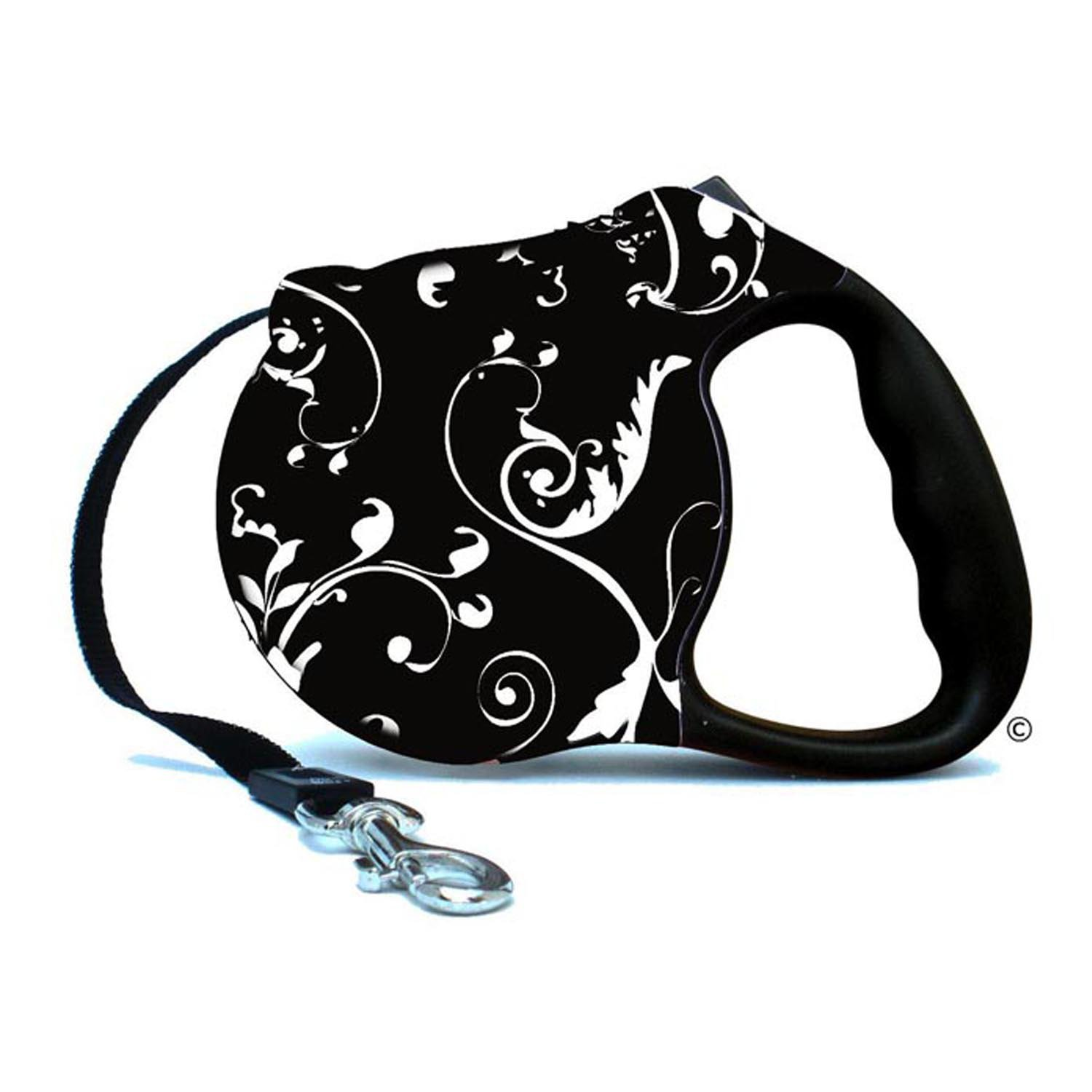 Avant Garde Fifth Avenue Retractable Dog Leash