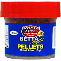 Omega One Betta Buffet Pellets Betta Food