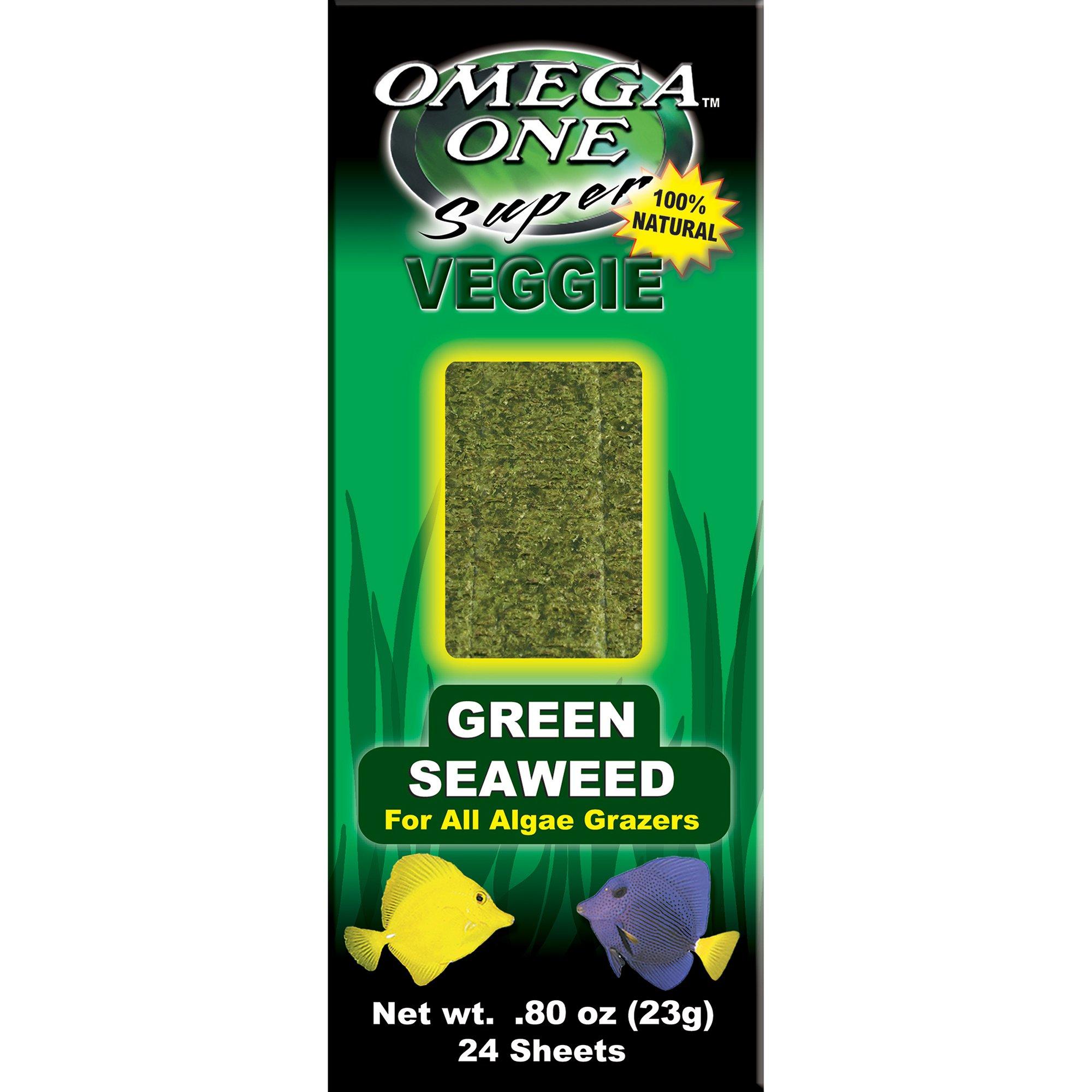 Omega One Super Veggie Green Seaweed
