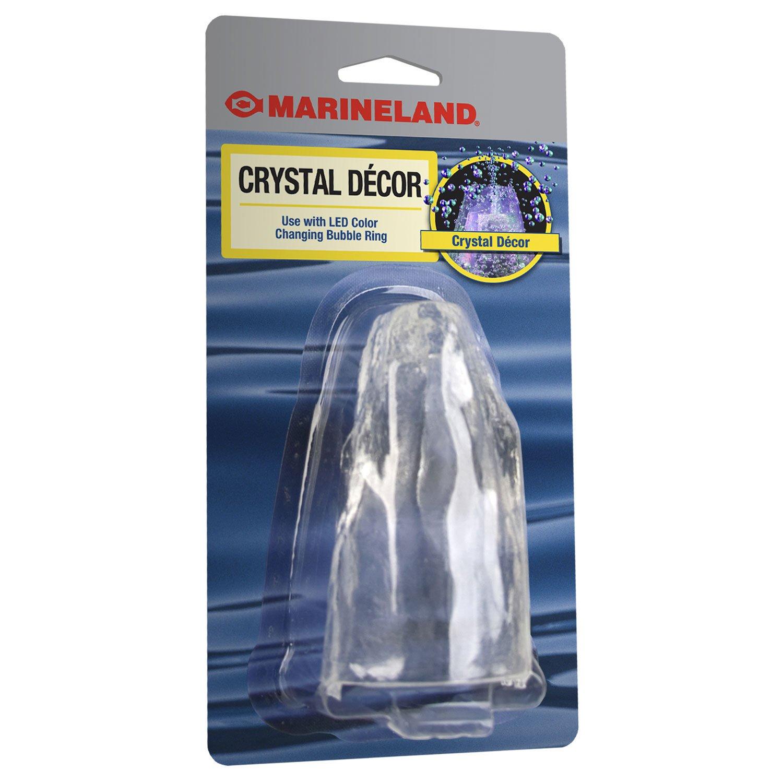 Marineland Crystal Decor for LED Bubble Ring