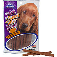 Blue Ridge Naturals Real Pork & Sweet Tater Jerky Dog Treats