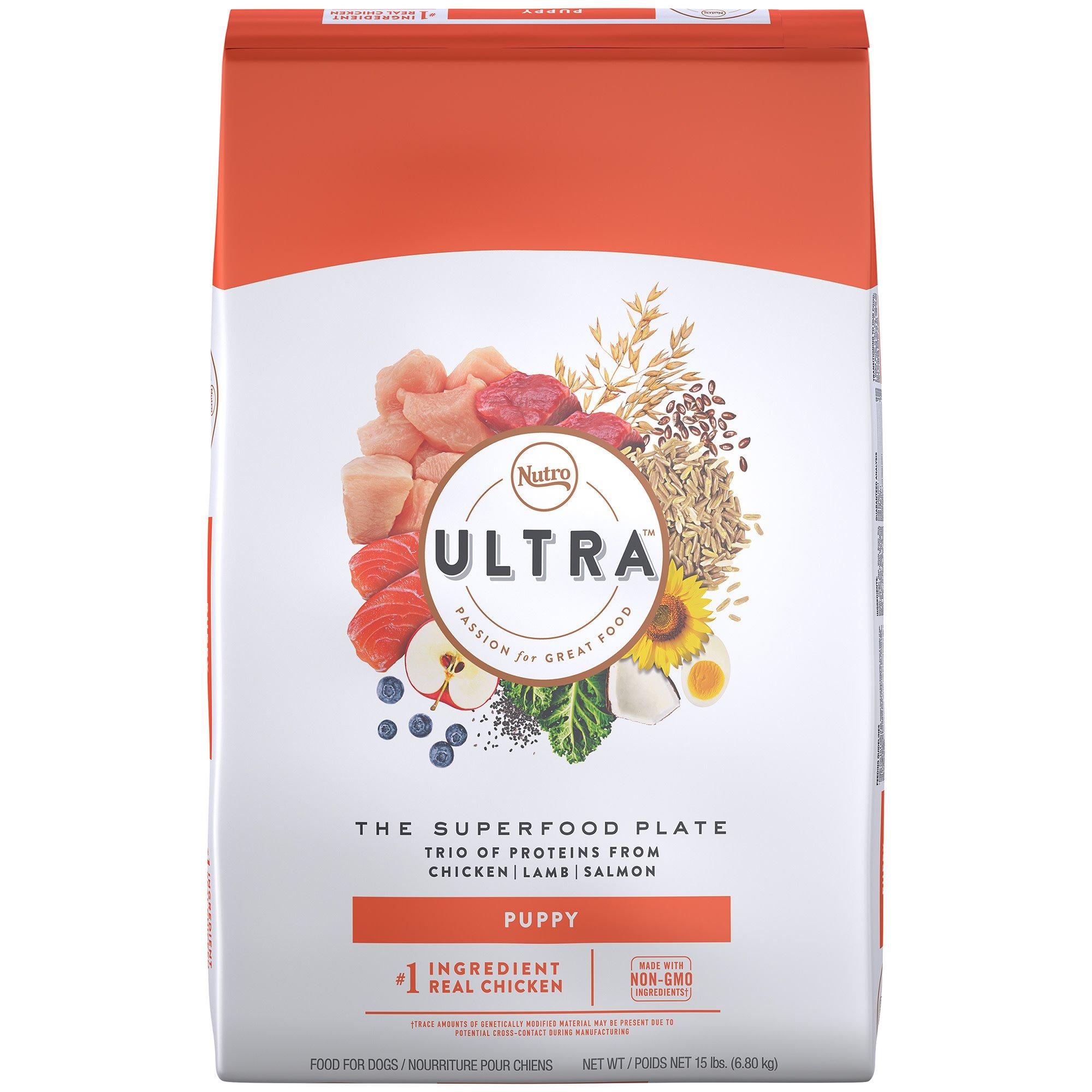 Nutro Ultra Dog Food >> Nutro Ultra Puppy Food   Petco