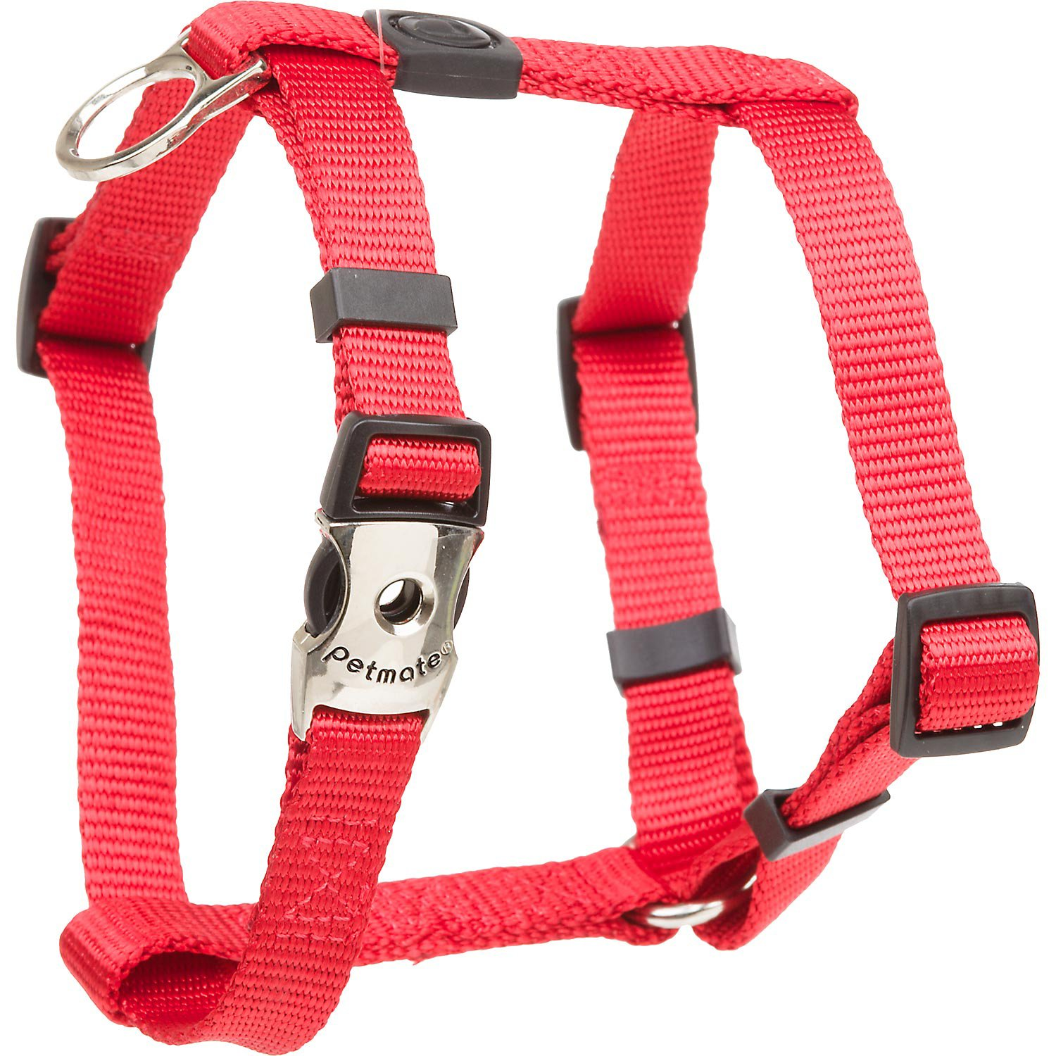 Aspen Pet by Petmate Deluxe Signature Fire Single Ply Nylon Harness
