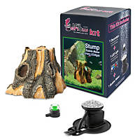Hydor H2Show Stump/Log Kit Green LED
