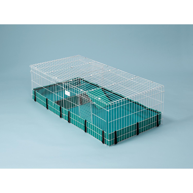 Midwest guinea habitat plus guinea pig cage petco for How to guinea pig cage