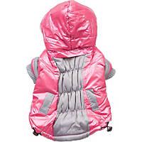 Pet Life Pink Vintage Aspen Dog Ski Jacket