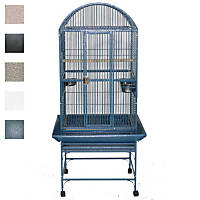 A&E Cage Company Classico Dometop Medium Bird Cage in Sandstone