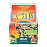 Higgins Sunburst Gourmet Food Mix for Conures