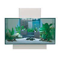 Fluval Edge Aquarium Kit in White