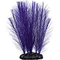 Petco Purple Feather Silk Aquarium Plant