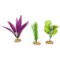 Petco Foreground Multi-Pack Silk Aquarium Plants