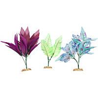 Petco Midground Plant Multi-Pack Silk Aquarium Plants