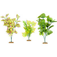Petco Background Plant Multi-Pack Silk Aquarium Plants