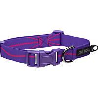 Petco Adjustable Sport Dog Collar in Purple & Pink