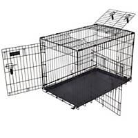 Precision Pet Elite 3 Door Great Crate in Copper Hammertone