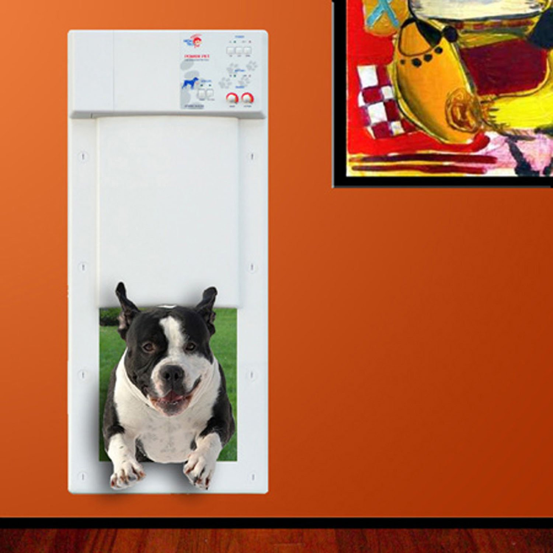 High Tech Pet Power Pet PX-1 Pet Door
