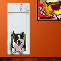 High Tech Pet Power Pet PX-1 Pet Door