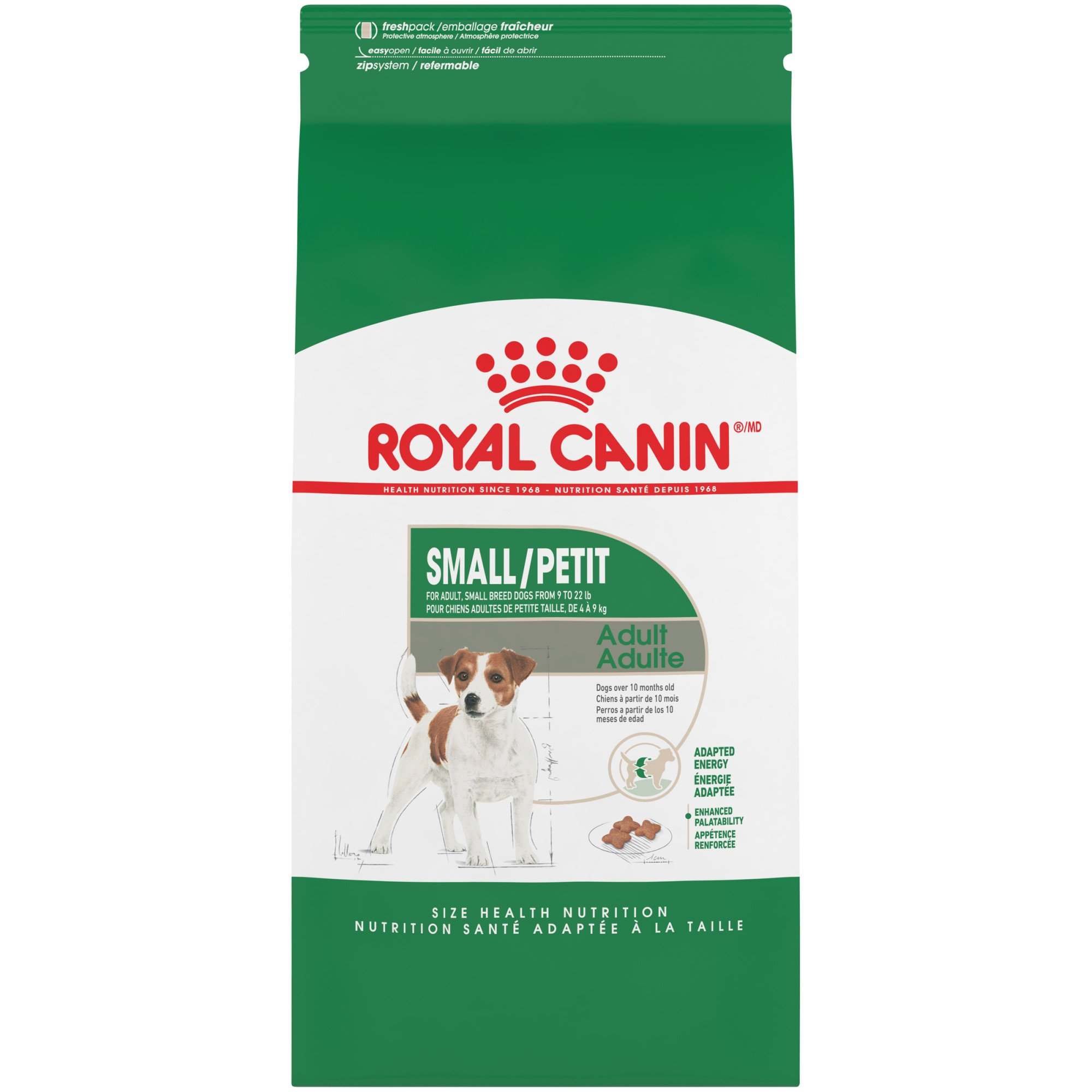royal canin mini adult dog food 14 lbs petco store. Black Bedroom Furniture Sets. Home Design Ideas