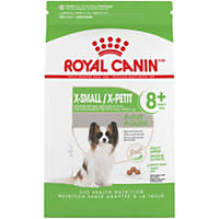 Royal Canin X-SMALL Mature Plus 8 Senior Dog Food