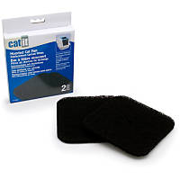 Hagen CatIt Cat Litter Box Replacement Carbon Filters, Pack of 2 filters