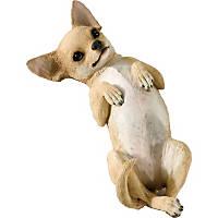 Sandicast Tan Chihuahua Original Figurine