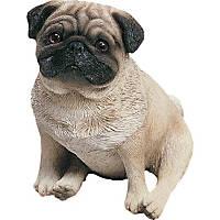 Sandicast Fawn Pug Original Figurine