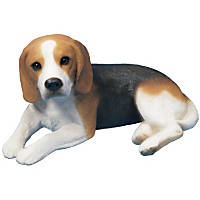 Sandicast Beagle Original Figurine