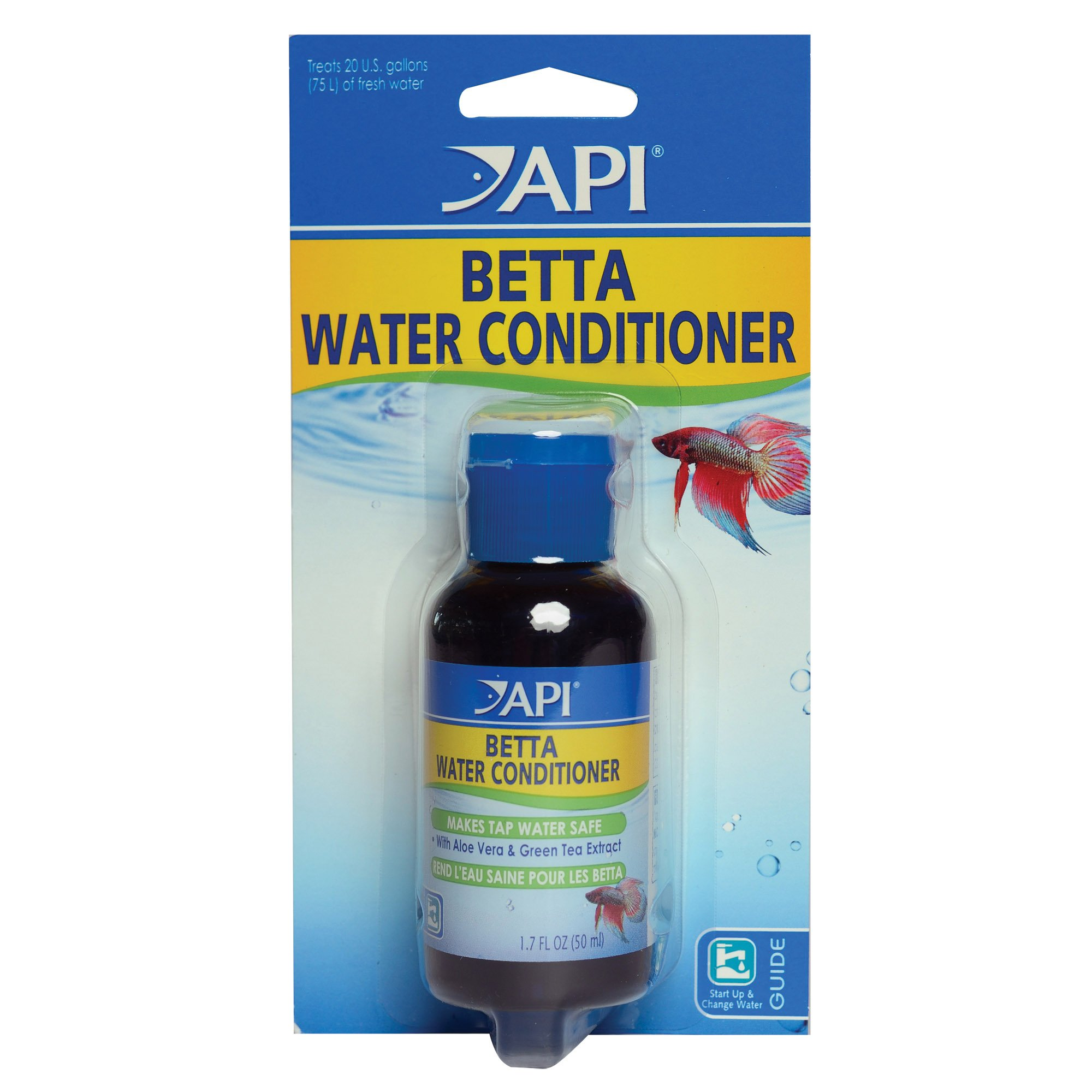 Api Betta Water Conditioner Petco