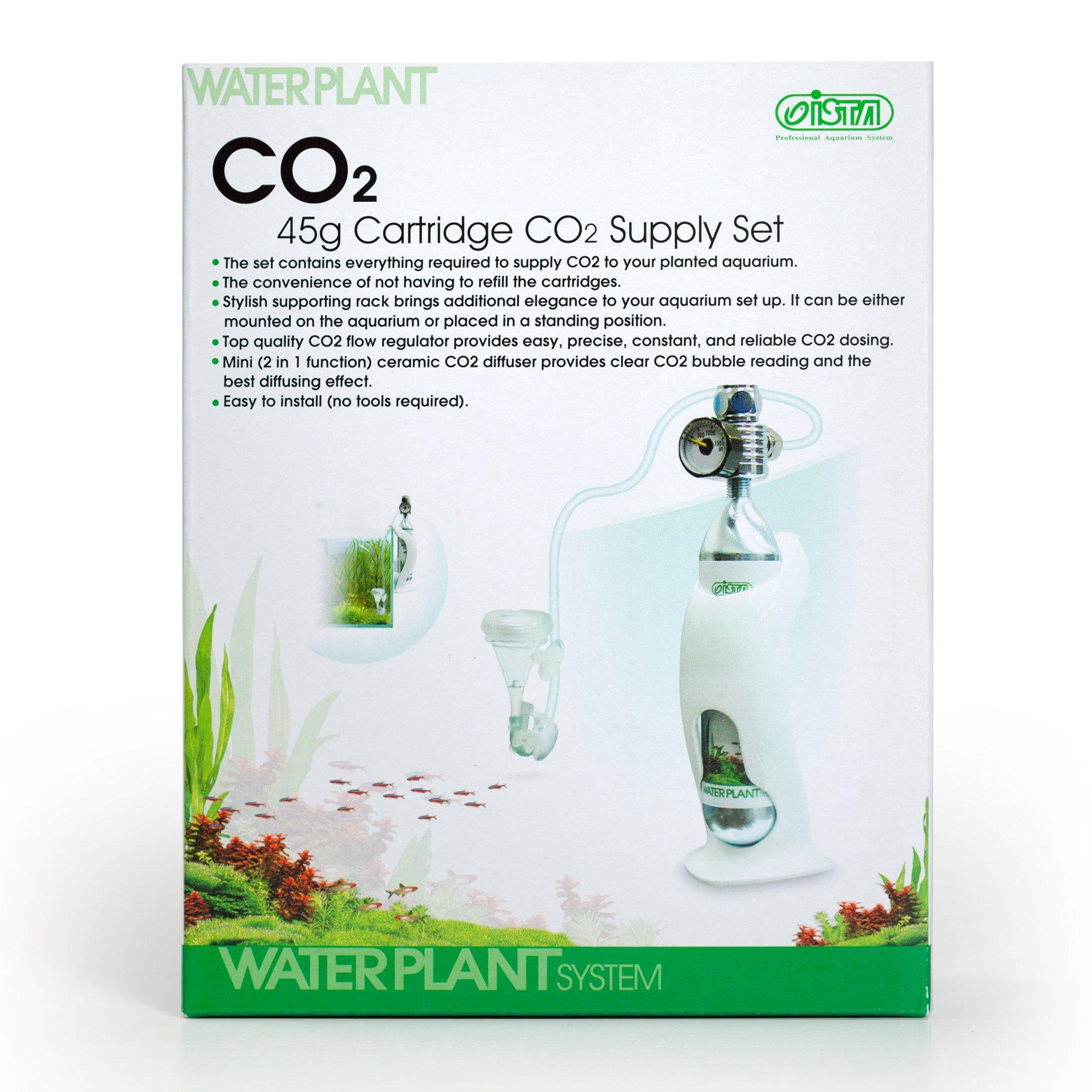 Gulfstream Tropical CO2 Cartridge Supply Set