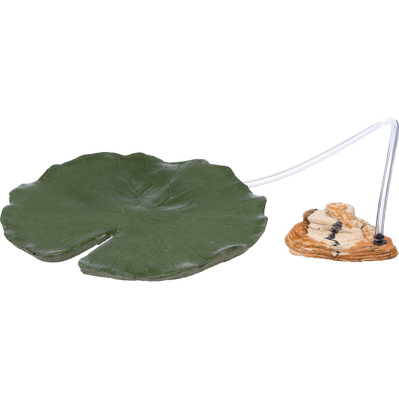 Conceptual Creations Landing Pad Floating Basking Island