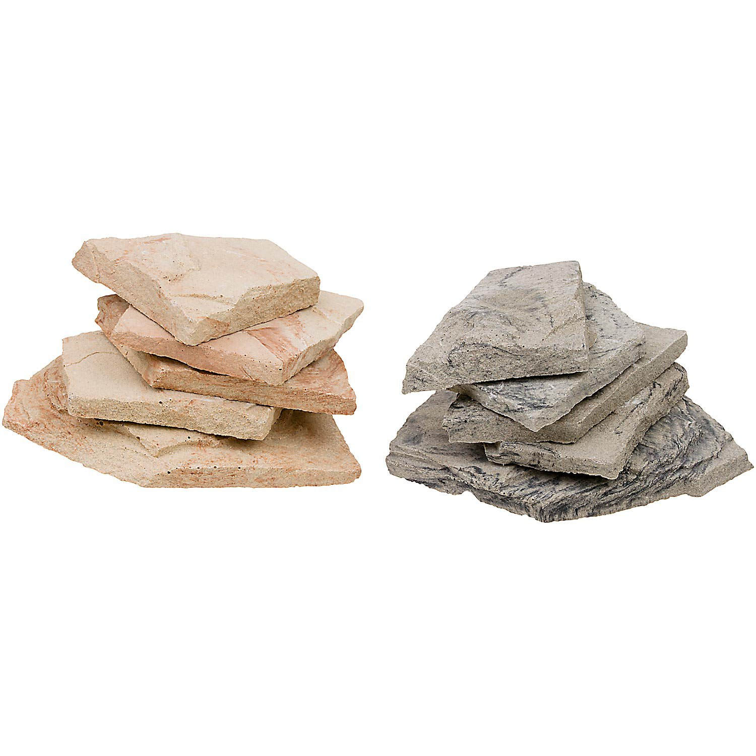 Conceptual Creations Gray & Tan Stack of Stones