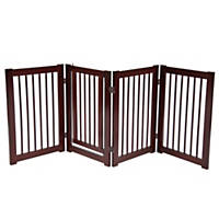Primetime Petz 360 Degree Convertible Wood Gate