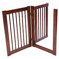 Primetime Petz Wood Gate Extension Kit with Door