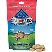 Blue Buffalo Mini Blue Bars Blueberry & Yogurt Dog Biscuits