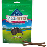 Blue Buffalo Blue Stix Beef & Potato Dog Treats