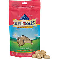 Blue Buffalo Mini Blue Bars Banana & Yogurt Dog Biscuits