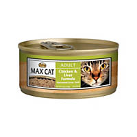 Nutro MAX CAT Gourmet Classics Chicken & Liver Canned Cat Food