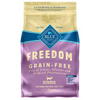 Blue Buffalo Freedom Grain Free Indoor Chicken Recipe Adult Dry Cat Food