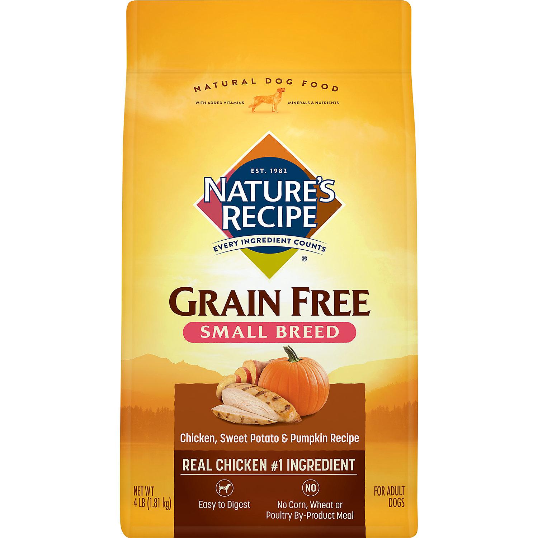 Nature S Recipe Chicken And Rice Grain Free