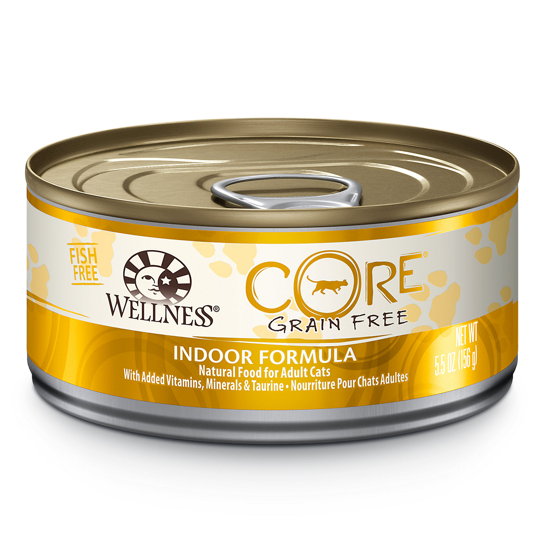 Wellness Core Indoor Wet Cat Food