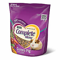 Carefresh Complete Menu Guinea Pig Food