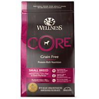 Wellness CORE Small Breed Adult Dog Food