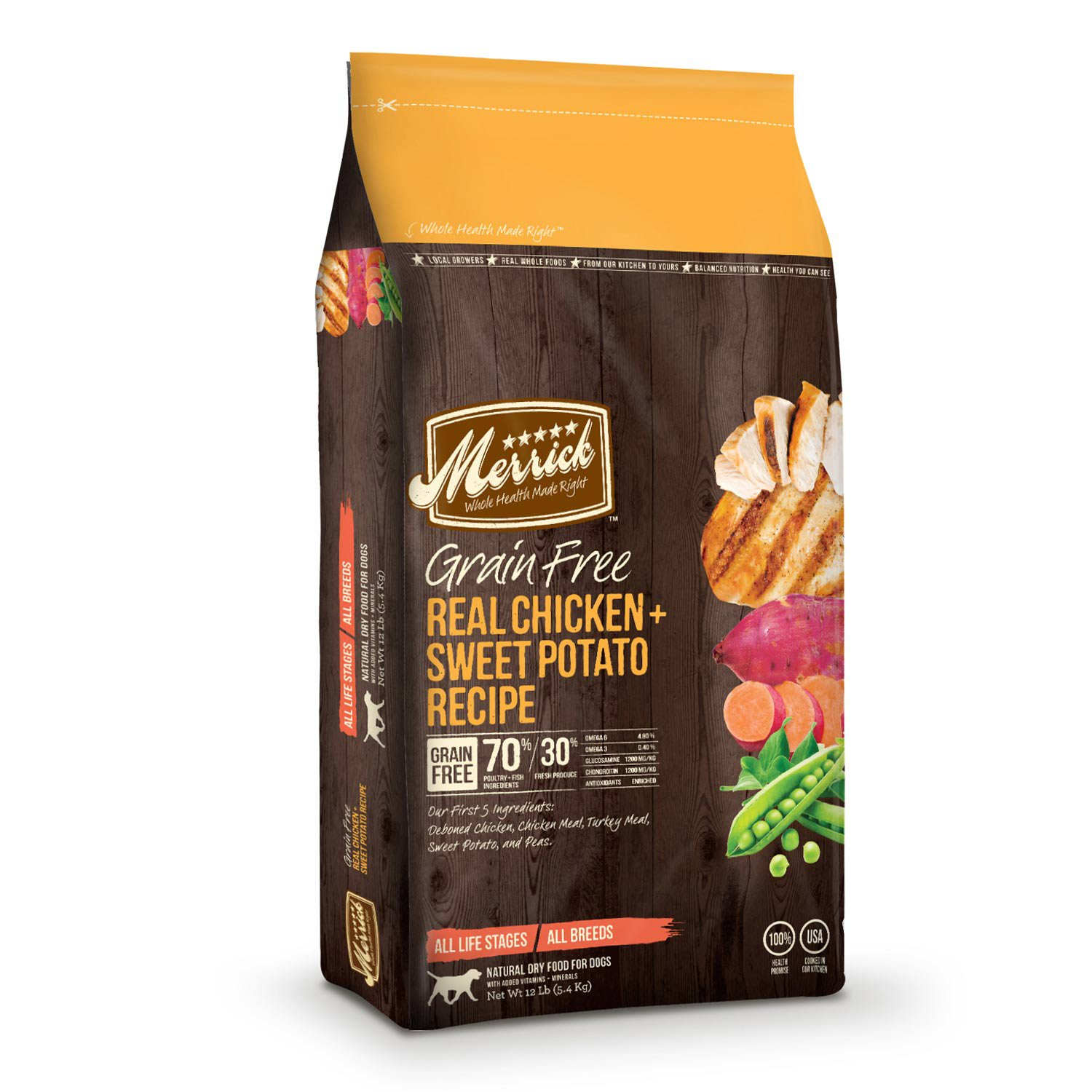 Grain Free Dog Food Limited Ingredient Dog Food Petco