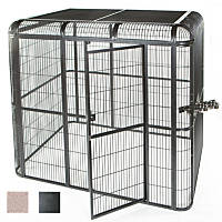 A&E Cage Company 110' X 62' Walk In Aviary