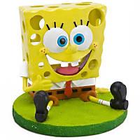 Penn Plax SpongeBob Swim Through Aquarium Ornament