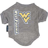 West Virginia Mountaineers College Pet T-Shirt