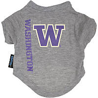 Washington Huskies College Pet T-Shirt