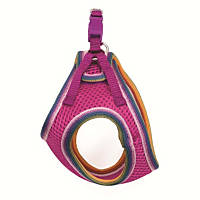 Coastal Pet Li'l Pals Adjustable Mesh Harness in Orchid
