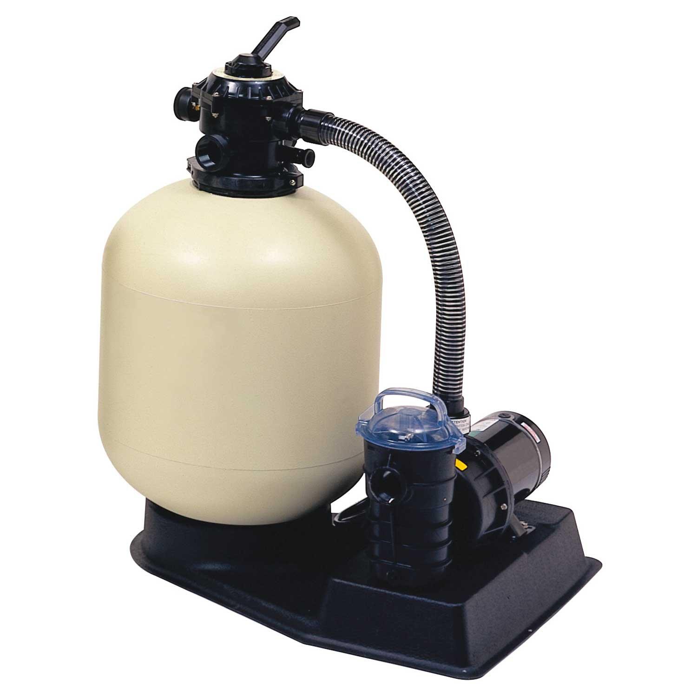 Lifegard Aquatics Tarpon 60 Pond Pump/Filter System