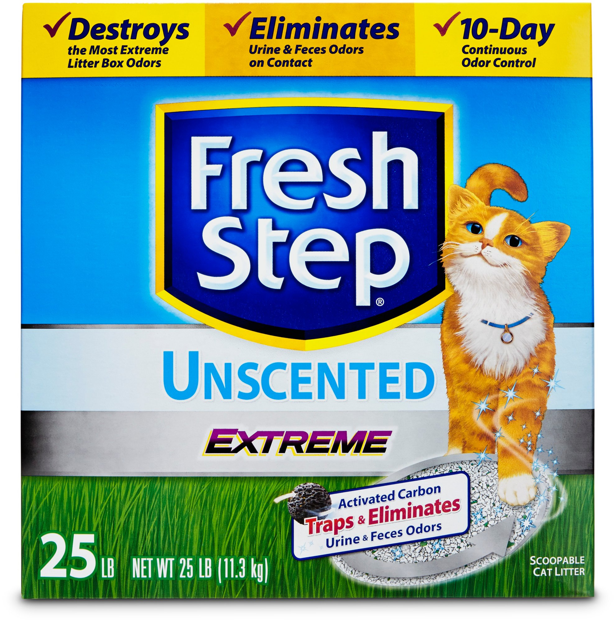 ad analysis fresh steps odor shield Shop for undefined at kroger find quality products to add to your next in-store or clicklist order.